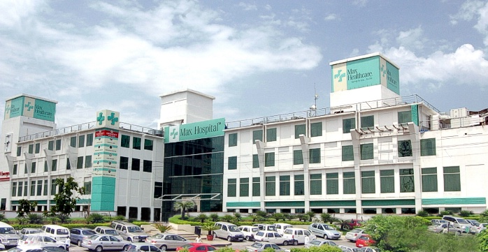 Max Hospital in Gurgaon
